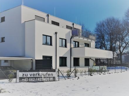 Ruhelage Liefering: 4 Zimmerwohnung mit großer Terrasse nur 3 Einheiten im Objekt