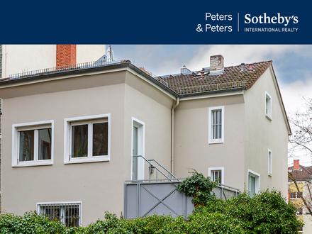 Vielfältig nutzbares Mehrfamilienhaus im Herzen von Frankfurt