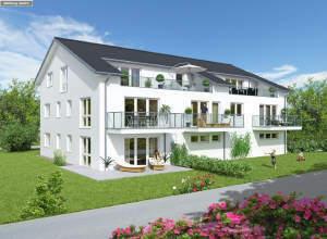KfW 55 - Lifestyle Wohnungen direkt in Petershagen