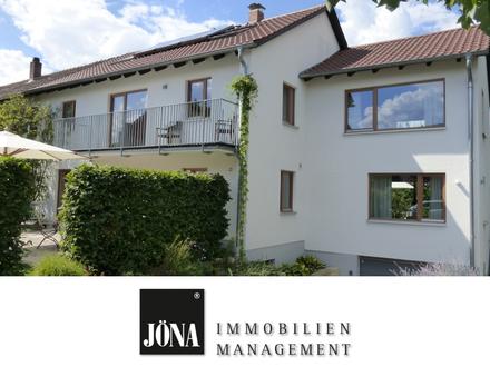 Geschmackvoll und hochwertig renovierte Doppelhaushälfte in ruhiger Lage von Kulmbach