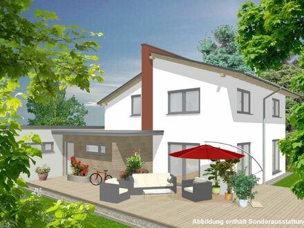 Einfamilienhaus mit Pultdach - Der perfekte Wohntraum für die ganze Familie