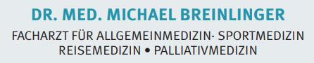 PRAXIS DR. MED. MICHAEL BREINLINGER