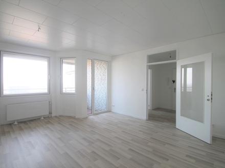 Modernisierte Wohnung mit einzigartigem Ausblick!