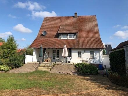 Charmantes, renov. 50iger Jahre Haus mit Garage, Parkett und gr. Garten 33397 Rietberg