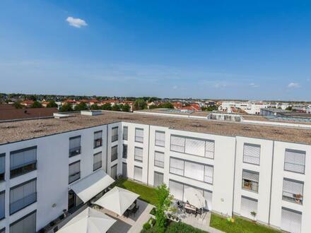 Penthouse Neubau - Barrierefreies Wohnen mit Komfort und Weitblick KfW 55