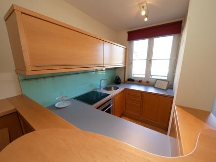 Gepflegte 2-Zimmerwohnung, zentrale Lage im Stadtteil Leopoldskron/Moos