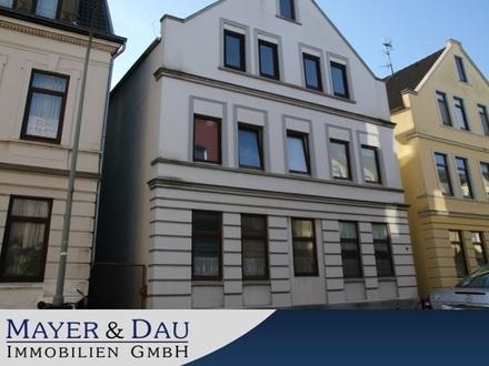 Bremerhaven-Lehe: Renditeobjekt mit 5 WE, fast vollst. vermietet, ruhige Wohnlage, Obj.4649
