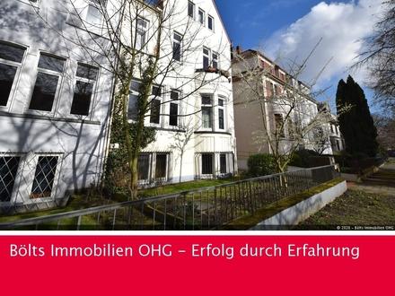 Altbau-Wohnung im Altbremer Haus im Gete-Viertel