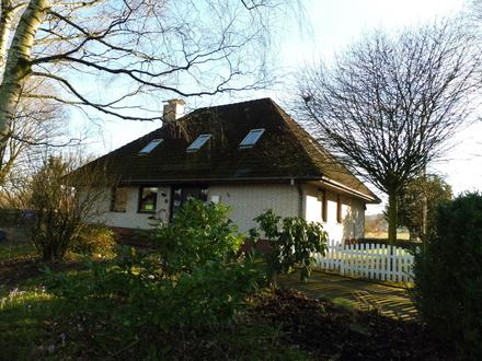 Großzügiges Einfamilienhaus auf weitläufigem Grundstück in Tellingstedt