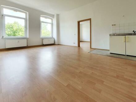 Hier wartet Dein neues Zuhause auf dem Kaßberg! 2 Zimmer auf 45 m² mit Dusche und Wohnküche!