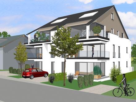 Exklusives Neubauvorhaben in Überlingen-Nussdorf, nur wenige Meter vom See entfernt