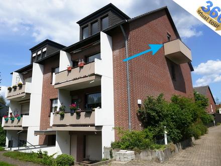 Im beliebten Brackwede 3-Zi.-Eigentumswohnung mit Balkon