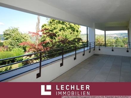 Herrschaftliche Wohnung - 4 Zimmer - barrierefrei - fantastischer Blick