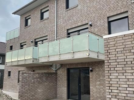 Erstbezug! Erdgeschosswohnung mit Terrasse zentral in Ramsloh zu vermieten!!