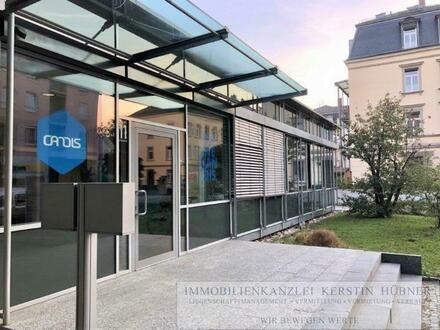 BA-Hain: Moderne Praxis-/ Büro-Fläche im EG (ebenerdig) mit Stellplätzen, zentral im begehrten Haingebiet