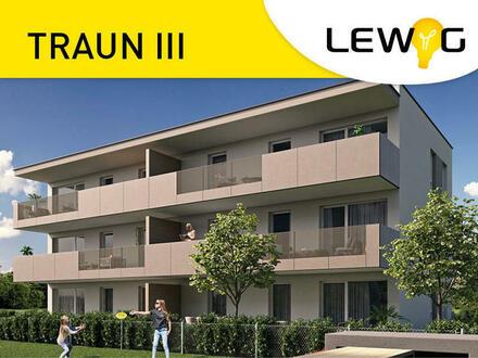 Neubau 3-Raum-Wohnung mit Garten
