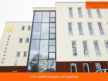 Exklusive u. moderne Räumlichkeiten (EG) ca. 105 m² im Neubau-Ärztehaus!