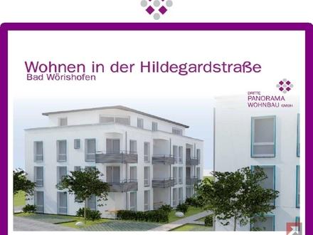 Neubau/Erstbezug-3-Zimmer-Erdgeschoss-Wohnung in Bad Wörishofen mit Süd-Terrasse (Whg. 11/Haus B)