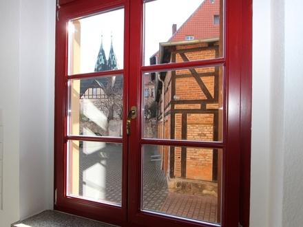 ZENTRALER GEHT'S NICHT! 2-Zimmer-Wohnung in Quedlinburg für Azubis/Studenten geeignet!