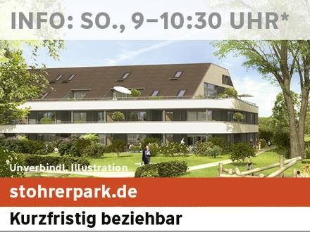 Viel Platz für Familien! Stohrerpark