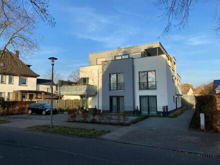Moderne Penthousewohnung mit Dachterrasse in zentraler Wohnlage von Gütersloh