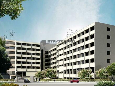 Bis zu 19.000 m² Mietfläche: Erstbezug-Büroflächen nach umfassendem Redevelopment