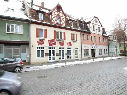 Wohn und Geschäftshaus renovierungsbedürftig in Bad Windsheim zur Kapitalanlage