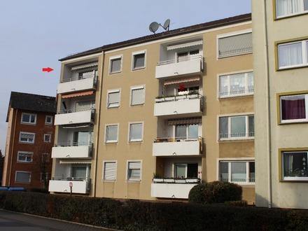 Familienfreundliche 4-Zimmer-ETW mit Balkon u. Kfz-Stellplatz