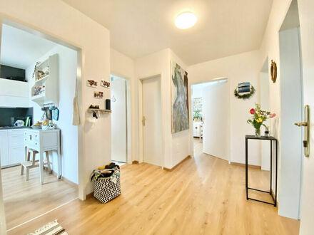 Klagenfurt - am Fuße des Kreuzbergls: 87 m² Wohnung im Hochparterre mit Gartenbenützung