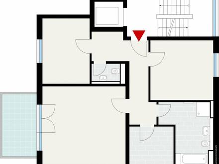 Schöne 3-Zimmer - Wohnung in Schwäbisch Gmünd