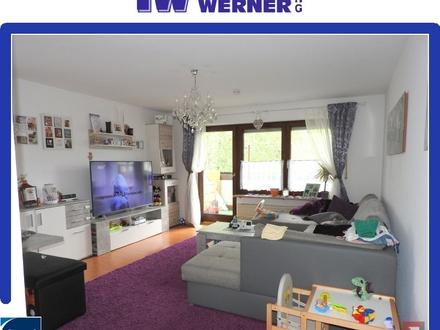 ***3-Zimmer-Wohnung mit Süd-Loggia und TG-Stellplatz in zentrumsnaher Lage***
