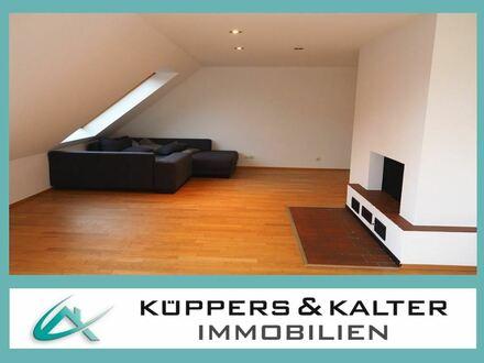 Schöne Maisonette-Wohnung zu verkaufen Bocholt Innenstadt