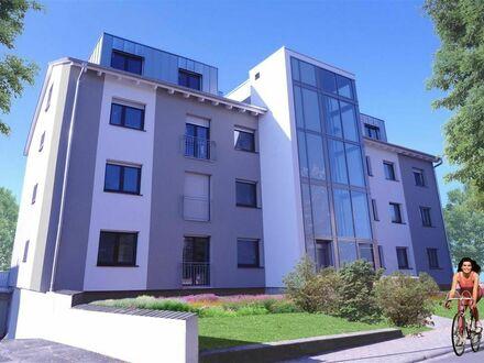 ARNOLD-IMMOBILIEN: Moderne barierefreie Erdgeschosswohnung
