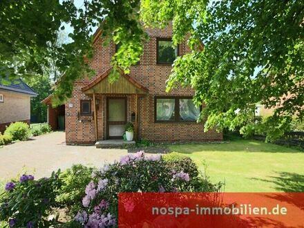 Einfamilienhaus mit Wintergarten in zentraler Lage in Leck!