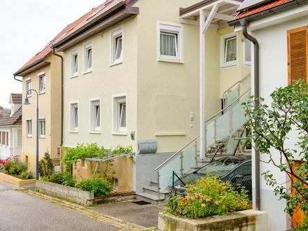 Modernisiertes Zweifamilienhaus in ruhiger Lage von Rutesheim