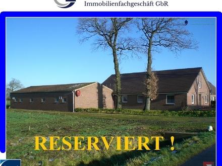 Lagerraum (rd. 40 m² NF) in Westerstede - Garnholterdamm