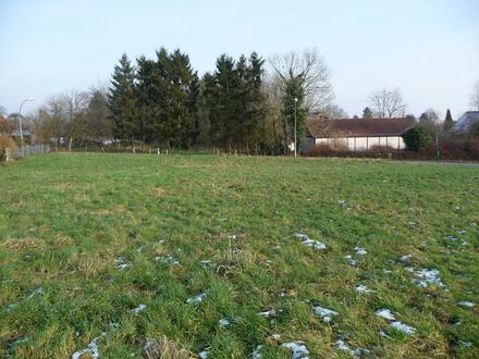 Baugrundstück in Hüllhorst am Rande des Wiehengebirges!