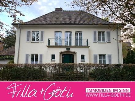 Herrschaftliche Villa im Stadtpark von Gütersloh! RESERVIERT!