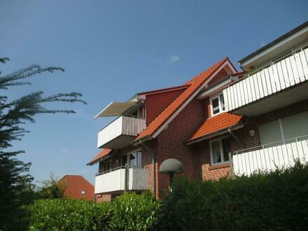 Kleine gepflegte Eigentumswohnung in ruhiger Lage von Norden