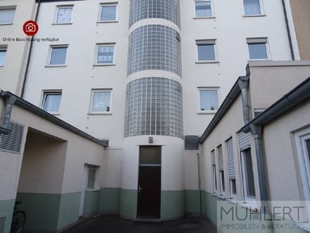 Eigennutzung oder Kapitalanlage: helle 3 ZKB Wohnung