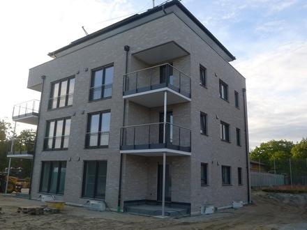 2-Zi.-Neubau-Wohnung im 2. OG mit Balkon und Fahrstuhl KFW 55 Rietberg-Neuenkirchen