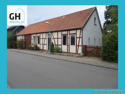 Anwesen aus dem 19. Jahrhundert im Zentrum von Wittingen