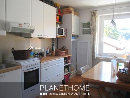 Semmering: Zwei Wohnungen zu einer großen Wohneinheit verbunden.