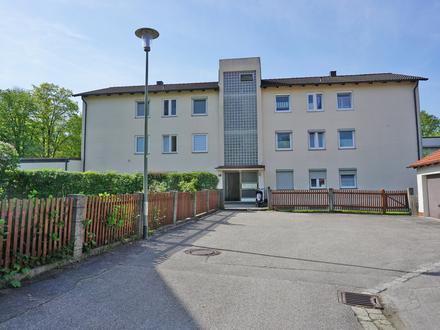 Gepflegte 3-Zimmer-Wohnung mit Einzelgarage