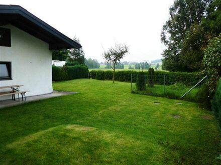 2-Zi DG Whg, Balkon und Gartenateil in Kraiwiesen/Eugendorf