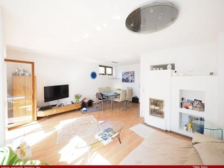 * Illerkirchberg - Solides Reiheneckhaus 5 1/2 Zimmer mit Balkon in TOP-Lage *