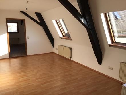 Gemütliche Dachgeschosswohnung am Hilchenhaus