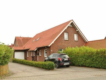 TT bietet an: Attraktives, äußerst hübsches und modernes Einfamilienhaus in Wilhelmshaven!