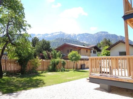 Auch für BÜRO/PRAXIS + WOHNEN geeignet! Neues 2-Familienhaus in Großgmain
