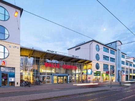 Handelsflächen im Walle-Center